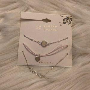 Lauren Conrad Bracelets